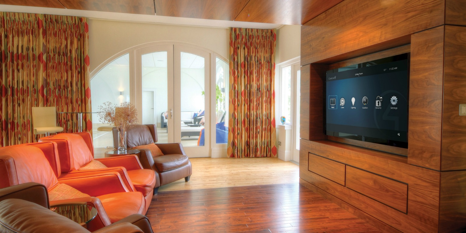 control4 home automation systems