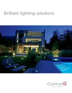 Smart Home Lighting Control
