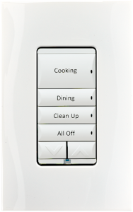 Control4 wireless keypads