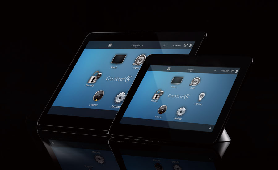 tabletop touch screen background